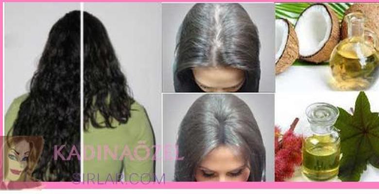 Sarımsak Yağı Saç İçin Nasıl Kullanılır ?