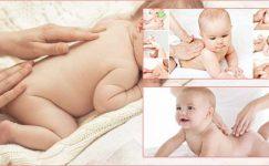 Bebek Gazı İçin Nasıl Masaj Yapılmalı?