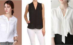 Şık Bluz Modelleri 7 Farklı Model ve Kombinlenişleri