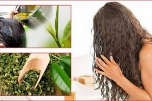 Yeşil Çayın Saça Faydaları