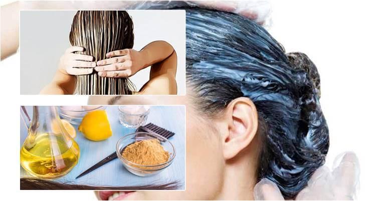 Doğal Saç Maskeleri - Yıpranmış Saçlar İçin En Etkili 8 Yöntem